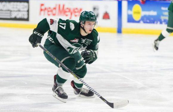 Silvertips Matt Fonteyne singed to an AHL contract