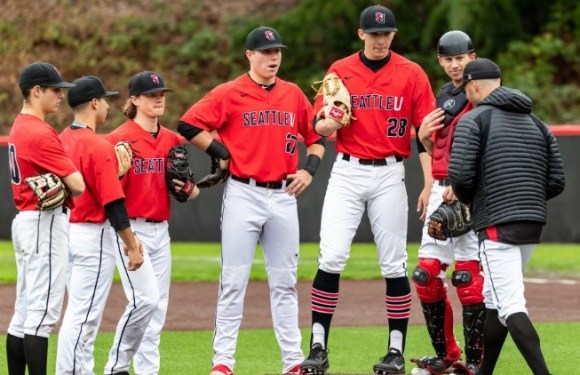 Seattle University Baseball Comeback Falls Short: Northern Colorado Wins the Finale 7-6 under the Rainy Skies at Bannerwood