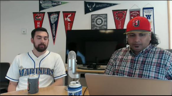 SSU Happy Hour: No hitters and NBA playoffs