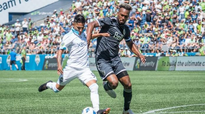 Sounders continue unbeaten streak in 2-0 win over Caps