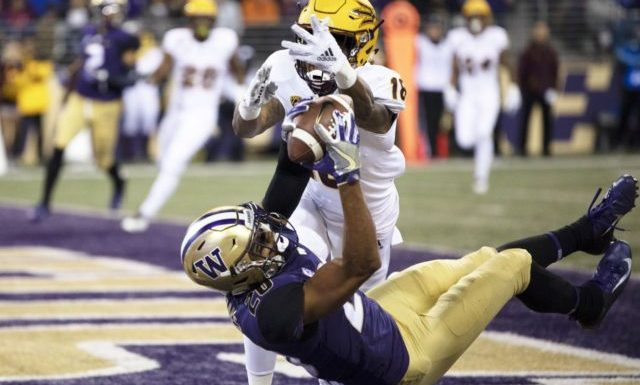 Huskies escape with 27-20 win over feisty Sun Devils