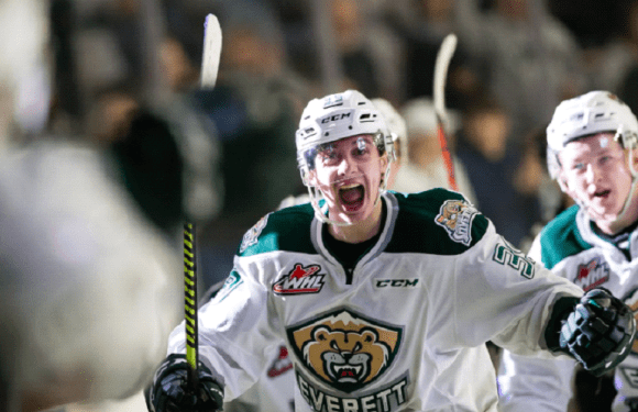 Silvertips beat Americans in game 2 of the WHL playoffs for a 2-0 lead