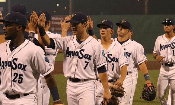 AquaSox Open Season in Winning Fashion!