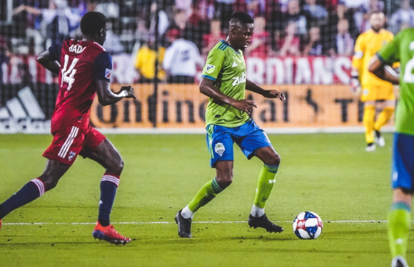 Sounders score 3 goals but lose 2-1 to FC Dallas