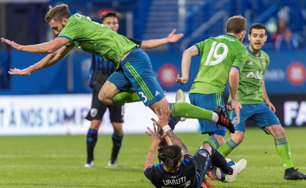 Sounders play reserves and lose to Montreal 2-1