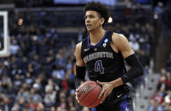 SSU congratulates UW Husky Matisse Thybulle drafted #20 in the NBA draft