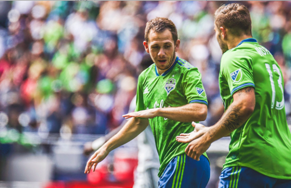Sounders hand 3-3 tie to the Revs
