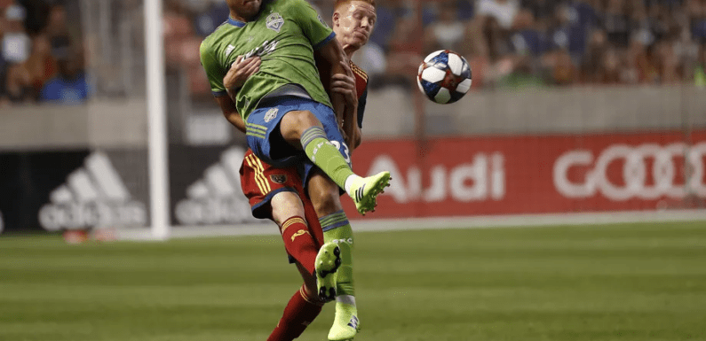 Sounders give up 3 goal for the 3rd game in a row, lose to RSL 3-0