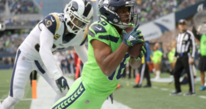 Catch of the year sparks Seahawks 30-29 win over Rams