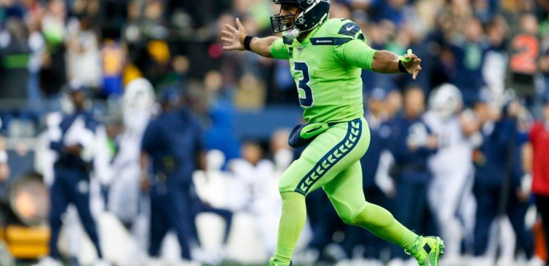 Seahawks become a serious contender with win over Rams