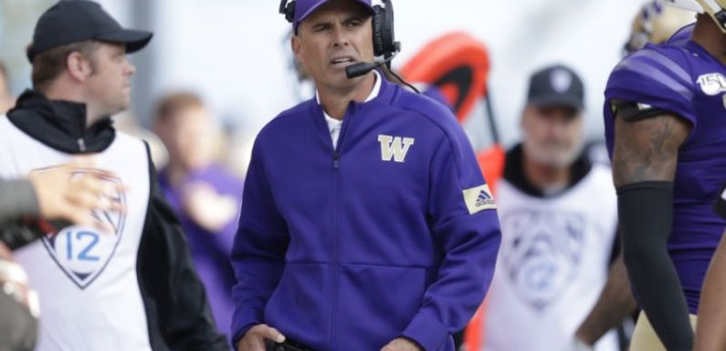 Chris Petersen to step down as EWU Eagle Jimmy Lake set to take over as UW head coach