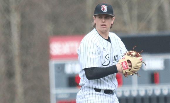 Mr. Billig is Nearly Perfect as Seattle University Baseball Splits Series with Pacific!