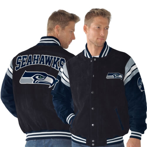 Seattle Seahawks Outerwear - Jackets & Coats