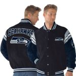 Seattle Seahawks Outerwear – Jackets & Coats