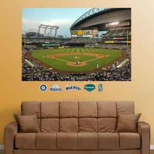 Seattle Mariners MLB Fathead Fan Gear