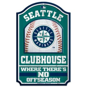 Seattle Mariners Signs