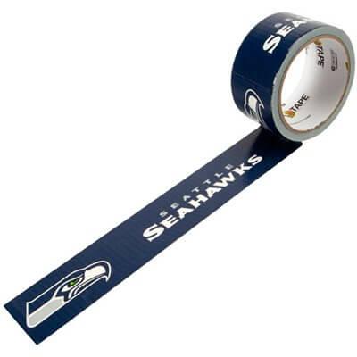 Seattle Seahawks Duct Tape