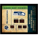 Seattle Seahawks Clocks