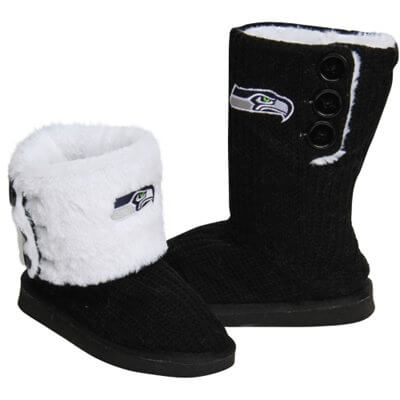 Seattle Seahawks Boots