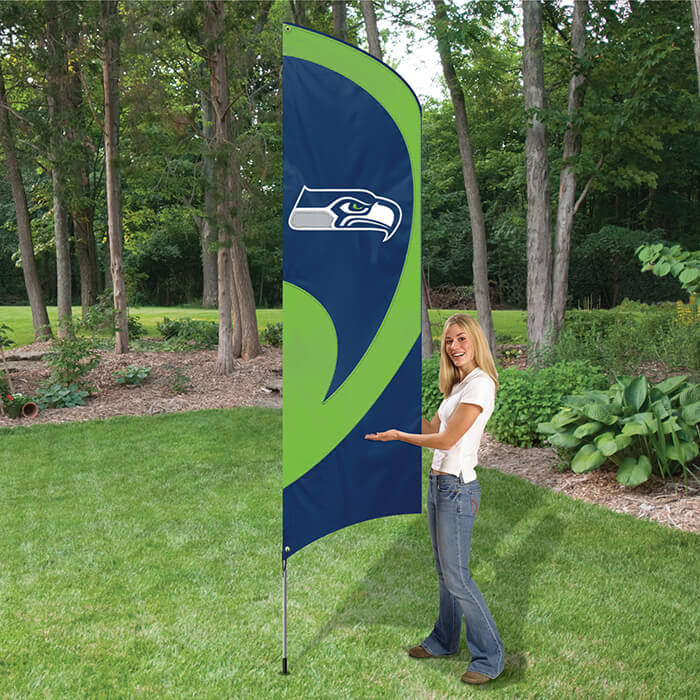 Seattle Seahawks Flags and Banners