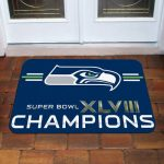 Seattle Seahawks Rugs and Carpets and Mats