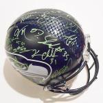 Seattle Seahawks Signed / Autographed Helmets