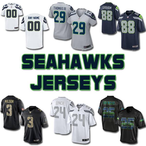 8810eaf73 Seattle Seahawks Jerseys