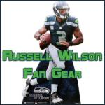Russell Wilson – Seattle Seahawks Fan Gear and Memorabilia