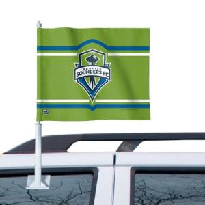 Seattle Sounders FC Soccer Car and Truck Gear