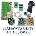 Seattle Seahawks Gift Guide – Under $50.00
