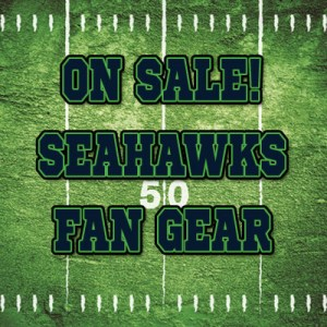 ON SALE! Seattle Seahawks