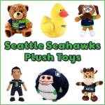 Seattle Seahawks Plush Toys