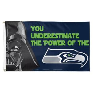 Seattle Seahawks Star Wars Gear