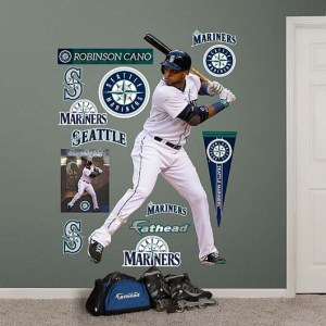 Robinson Cano - Seattle Mariners - Fan Gear