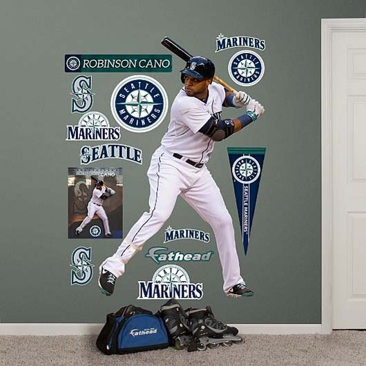 Robinson Cano - Seattle Mariners Fan Gear