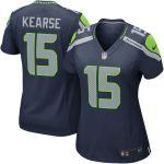 Jermaine Kearse Seattle Seahawks Nike Women's Game Jersey