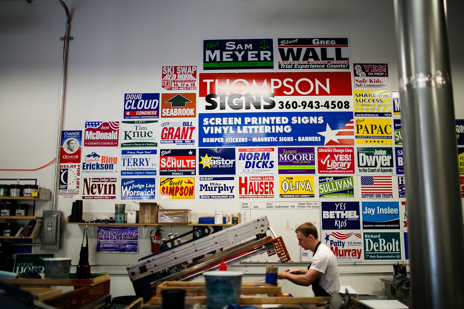 Image result for political yard sign