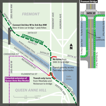 3rd Ave N/NW Bridge Concept Map