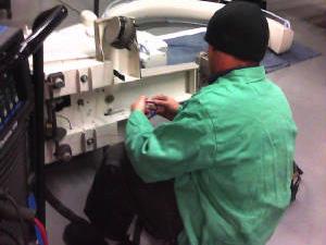Repair of special medical equipment