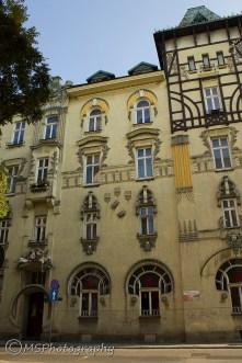 Bielsko-Biała - the 'Frog House - (C)Marta Stoklosa