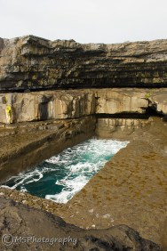 Inis Mór - The Worm Hole - (C) Marta Stoklosa
