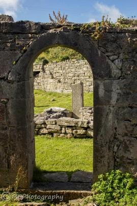 Inis Mór - Na Seacht dTeampaill (the Seven Churches) - (C) Marta Stoklosa