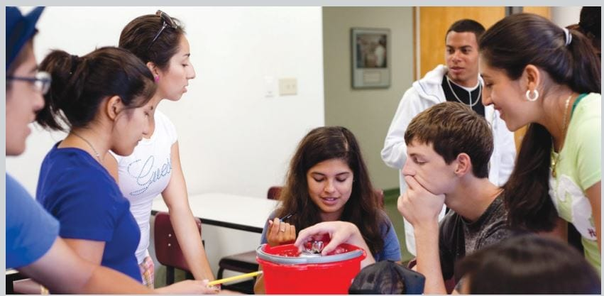 Access2 - Loyola Marymount Program Builds Diversity in Science and Engineering