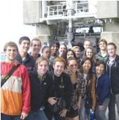 StudyAbroad - Engineering Students Apply Their Skills on Study Abroad Program in Germany