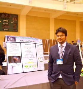 Poster Presentation 279x300 - Student Biofuel Project Wins Invitation to Clinton Global Initiative University