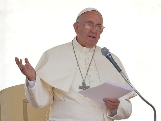 Pope Francis 2 - LMU Efforts Address Climate Change and Impoverished, Mirror Pope's Concerns