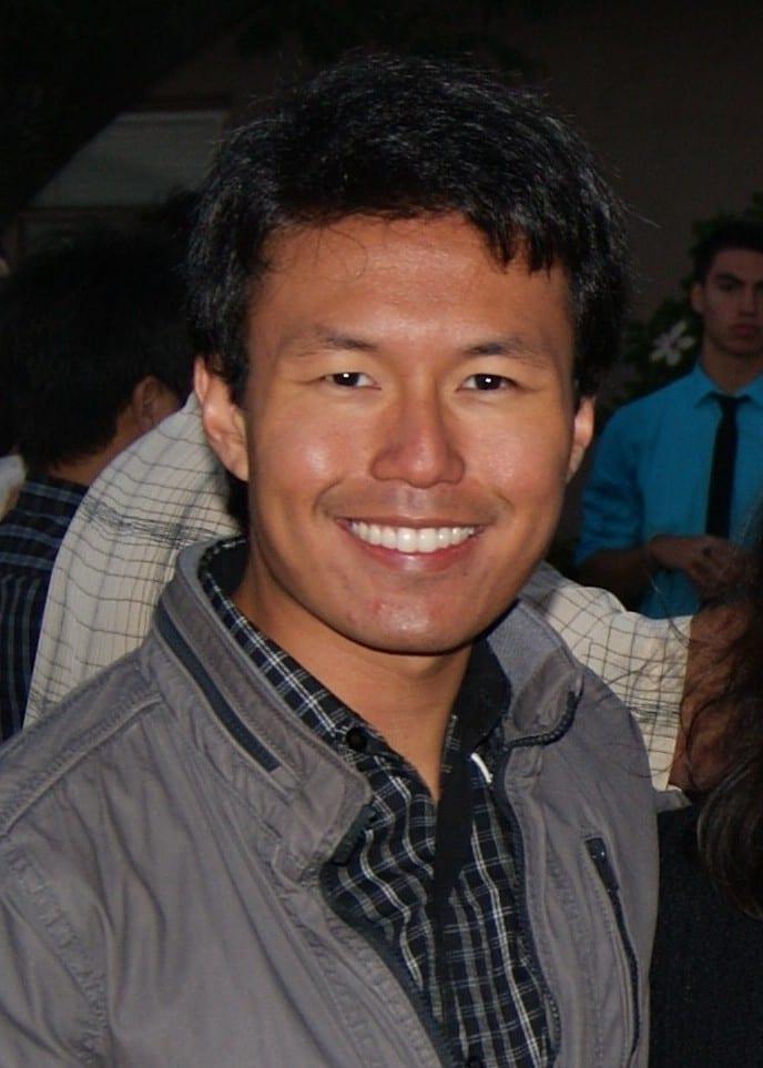 Ricardo Tan - Ricardo Tan '15 attends UCLA Applied Mathematics REU