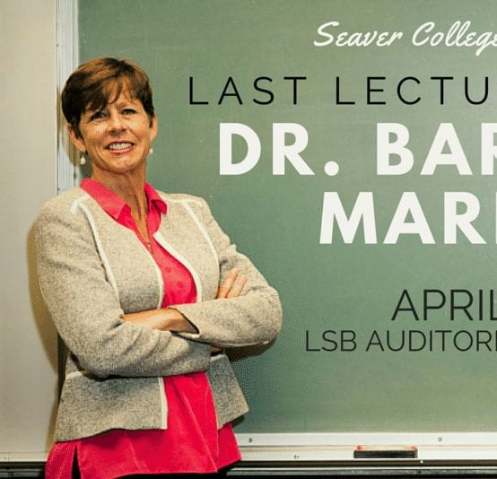 Dr. Barbara Marino LLS Poster
