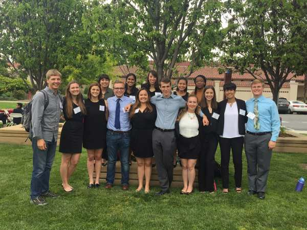 WCBSUR Conference 1000x750 - Biology Students Awarded Honors at Regional Conference