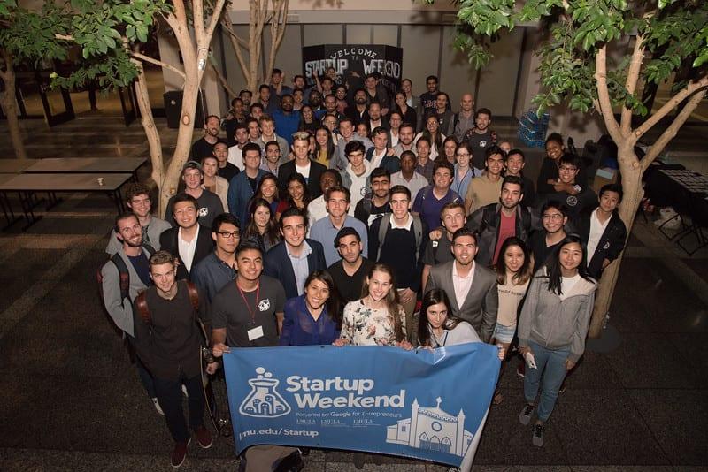 LMU Startup Weekend Final Presentations